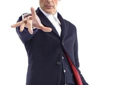 Doctor costume 12ème Docteur enfin dévoilé