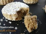 Mantecados cannelle amandes