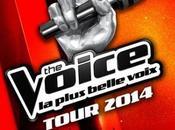 Voice Tour 2014 Découvrez dates tournée