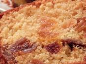 Cake abricots secs, figues pruneaux