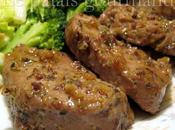 Filet porc délicieux