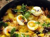 s'il avait vraiment plus recettes morue jours dans l'année Portugal forcément pomme terre œufs coulants menu