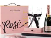 Champagnes pour célébrer l'amour