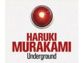 Haruki Murakami après l'attentat dans métro Tokyo