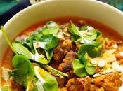 Curry d'agneau lentilles pour fêter nouveau 750g mag' joli goût indien