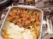 Tortilla l�gumes-mozzarella