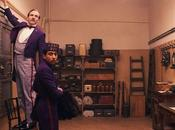Grand Budapest Hotel, Anderson