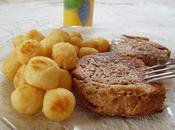 Steaks, sarrasin soja sésame (Vegan)