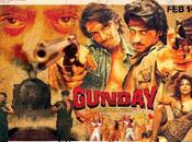 Gunday avec Arjun Kapoor, Ranveer, Priyanka Irrfan