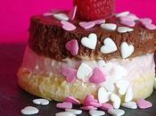 Gâteau chocolat framboise Spécial valentin