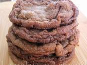 Biscuits décadents nutella beurre d'arachide