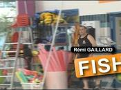 Rémi Gaillard fait poisson