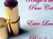 Pure Color d'Estee Lauder Bois rose rouge lèvres confort pour tous jours