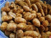 Cacahuètes insolites 怪味花生 guàiweì huāshēng