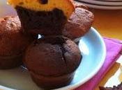 Mini-cakes courge chocolat