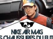 Retour vers futur chaussures nike Marty McFly bientôt fabriquées