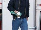 Robert Pattinson Tournage