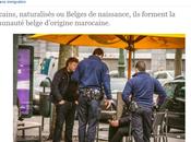journal Soir manipule images démontre certain racisme…