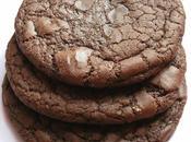 Biscuits chocolat lait concentré sucré
