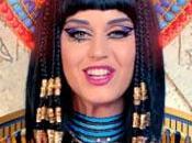 Katy Perry transforme Cléopatre pour nouveau clip