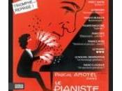 excellent spectacle théatre Ranelagh pianiste doigts avec Pascal Amoyel