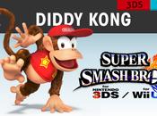 SSB. retour Diddy Kong