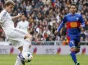 Liga Real Madrid s'amuse face Elche