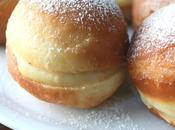 Boules Berlin crème pâtissière