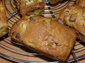 mini-cakes choco-banane
