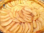 Tarte pommes saveurs mirabelles