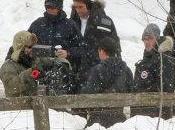 Peter Facinelli & Robert Pattinson