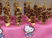 Crépes sucrées nutella fruits