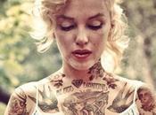 TATOUAGE stars couvertes tatouages!
