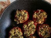 Tomates provençale {sans chapelure}