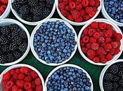bienfaits fruits rouges