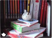 cocotte dans bibliothèque