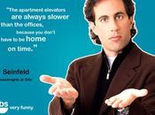 Dans bureau Jerry Seinfeld