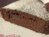 Fondant chocolat sans gluten