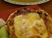 Tarte raclette