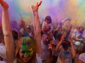 Holi, fête couleurs Inde