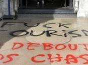 Basilique Montmartre vandalisée saccagée banalisation actes anti-chrétiens