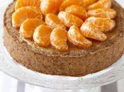 Gâteau Tarte mandarine