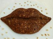 gâteau hyperprotéiné pomme poire chocolat soja avec complet soufflé, psyllium (sans sucre oeufs beurre)