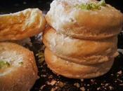 Biscuits Fondants Citron Vert Coco sans Lactose