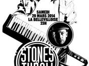 Stones Throw Night Dam-Funk (Live) Peanut Butter Wolf (Special Set) Mellotron Bellevilloise (2*2 places gagner)