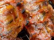 Ribs caramélisés sauce barbecue
