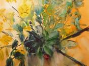 Atelier Peindre ensemble Villeneuve d'Ascq Bouquet printanier, aquarelle