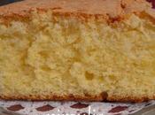 Gâteau Pessah Boucoutou, génoise amandes sans farine gluten