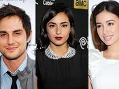 Walking Dead Trois acteurs deviennent réguliers dans saison