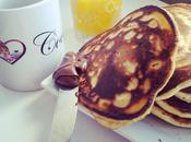 Pancakes made